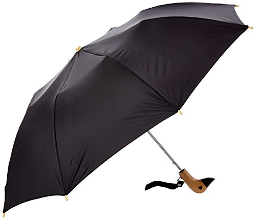 Leighton Duckhead Auto Open AA Version 2013, Black, One Size Duck Umbrella