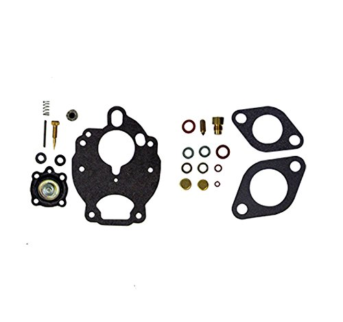 R0206 - Basic Tractor Carburetor Kit for Ford and John Deere's with Zenith Carbs Listed -  RTP