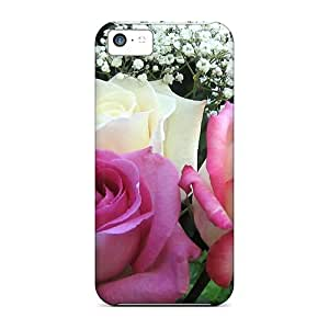 Cute Tpu Luckmore To My Lovely Friend Talana Case Cover For Iphone 5c