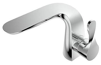 Design Bad Waschbecken Waschtisch Einhebel Armatur Wasserhahn Chrom Sanlingo