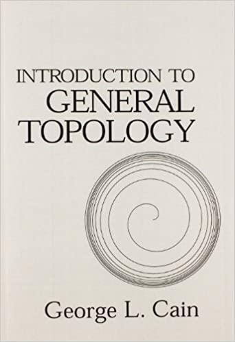 Introduction to general topology george l cain 9780201756111 introduction to general topology 1st edition fandeluxe Gallery