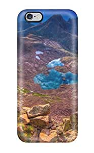 Durable Case For The Iphone 6 Plus- Eco-friendly Retail Packaging(mountain)