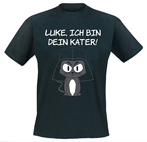 Luke, Ich bin dein Kater T-Shirt