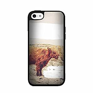 Cute Hairy Dog 2-Piece Dual Layer Phone Case Back Cover iPhone 4 4s