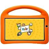"""Tablet com Capa, DL, Creative Kids, TX381BLJ, 8GB, 7"""", Branco/Laranja"""