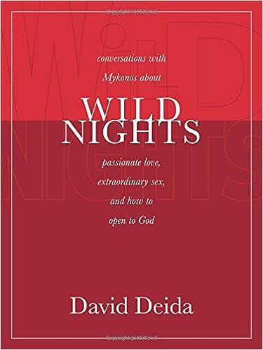 David daida knowing god thru sex