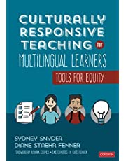 Culturally Responsive Teaching for Multilingual Learners: Tools for Equity