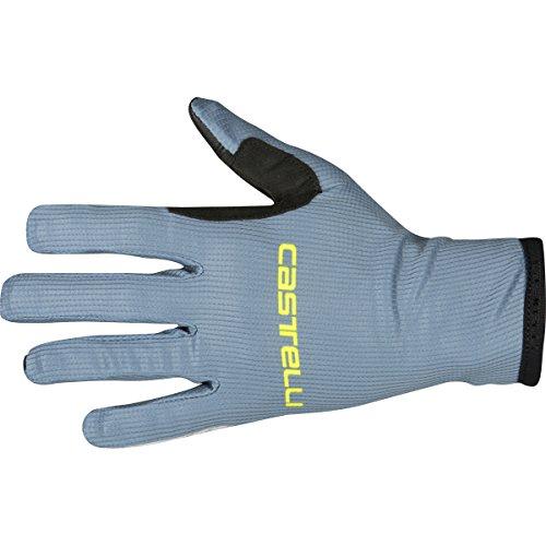 明るくする単位マットレスCastelli Scudoサイクリング手袋