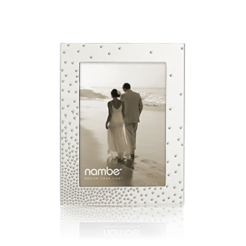 Nambe Dazzle Picture Frame, 5