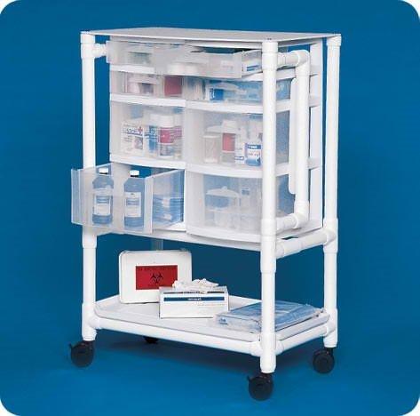 Lockable Nursing Supply Cart (Nursing Supply Cart)