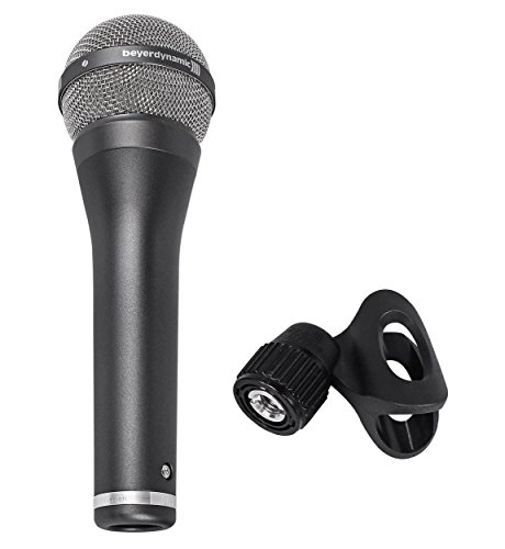 Beyerdynamic TG-V90R Cardioid Ribbon Vocal Microphone Mic (M500 New Version) by beyerdynamic