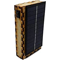 Kitables DIY USB Solar Panel Portable Charger Kit | Build Your Own Portable Phone Charger for iPhone, iPad, and Android | Perfect for STEM Curriculum