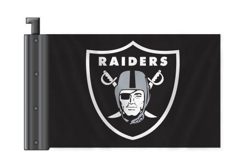 (Fremont Die NFL Oakland Raiders Antenna Flag)