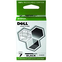 Dell DH828 Series 7 Standard Capacity Black Cartridge for 966 968 Ink