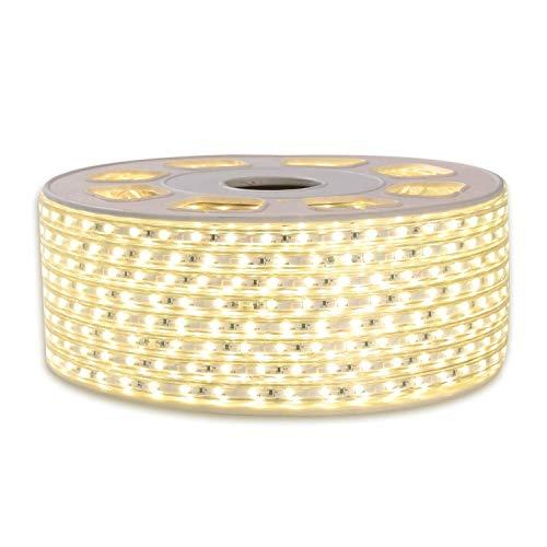 Shine Decor 7x10mm LED Strip Lights, 110V