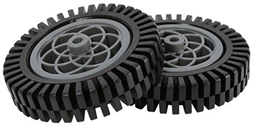 3.10 inch Black Press Fit Wheels (pair)