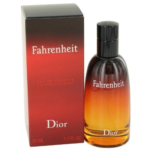 Price comparison product image FAHRENHEIT by Christian Dior Eau De Toilette Spray 1.7 oz for Men