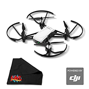 Ryze Tech Tello Quadcopter (White) + Accessories Kit 41sHjTXfyoL