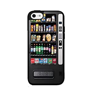 Vending Machine - Phone Case Back Cover (iPhone 6 plus D 2-piece Dual Layer) includes diy case Cloth and Warranty Label