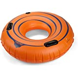 "Tube Pro Orange 48"" Premium River Tube With Handles"