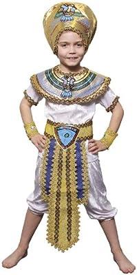 Egyptian - Disfraz de egipcio para niño, talla 8-130 cm: Amazon.es ...