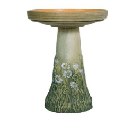 In The Garden And More Replacement Birdbath Bowl Top