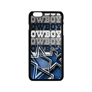 Cowboy Fashion Comstom Plastic case cover For Iphone 6