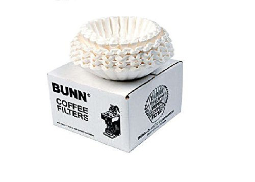 Bunn Flat Bottom Coffee Filters BUN BCF250 500 ct. 250 each - value pack of 2 by Bunn [並行輸入品]   B01J061Y36