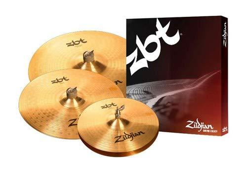 (Zildjian ZBT Series 3-Piece Cymbal Pack with Free 16