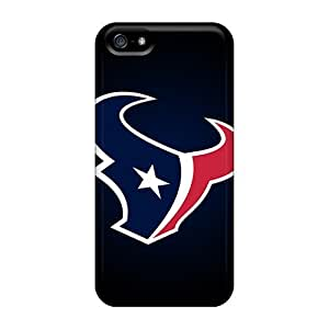High Quality Luoxunmobile333 Houston Texans Skin Cases Covers Specially Designed For HTC One M8