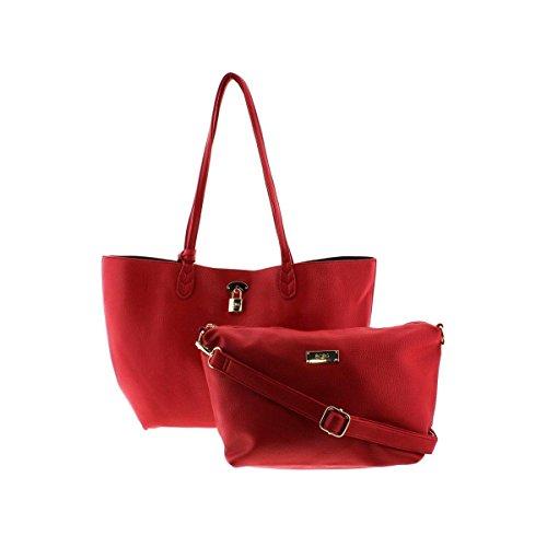 bcbg-paris-womens-reversible-faux-leather-tote-handbag-red-large