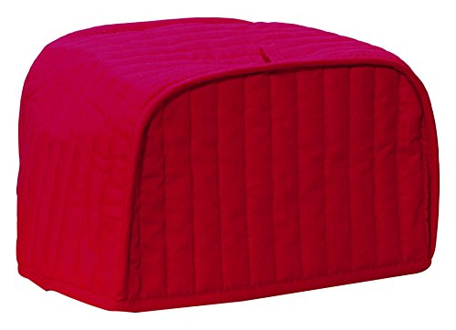 Ritz Quilted Toaster Oven/Broiler Cover, Paprika (Red Toaster Oven Broiler compare prices)