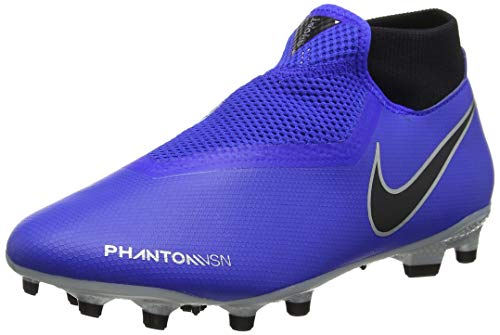 the best attitude f3f5b 7b591 NIKE Phantom Vision Academy Men s Firm Ground Soccer Cleats (9 M US, Racer  Blue)