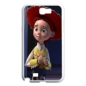 SamSung Galaxy Note2 7100 phone cases White Disneys Toy Story Jessie Buzz Lightyear cell phone cases Beautiful gifts NYTR4641119