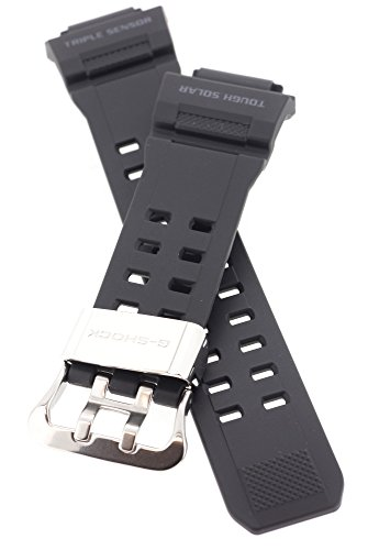 Casio-10455201-Genuine-Factory-Replacement-Resin-Band-Fits-GW-9400-1-GW-9400-and-others
