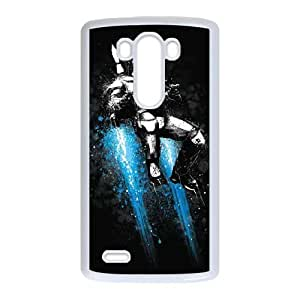 LG G3 Cell Phone Case White Boba Fett Qjsus