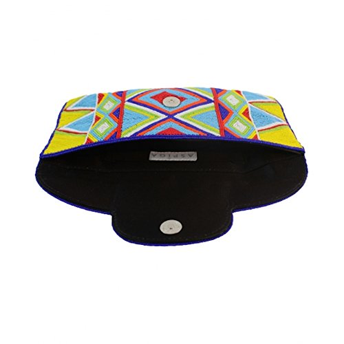 Aspiga Mzuri Pochette Multicolore