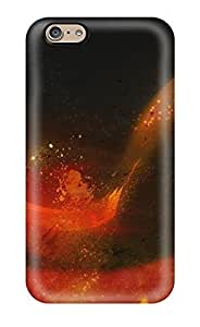 DIbRwXD6150hKHba Colors Abstract Fashion Tpu 6 Case Cover For Iphone
