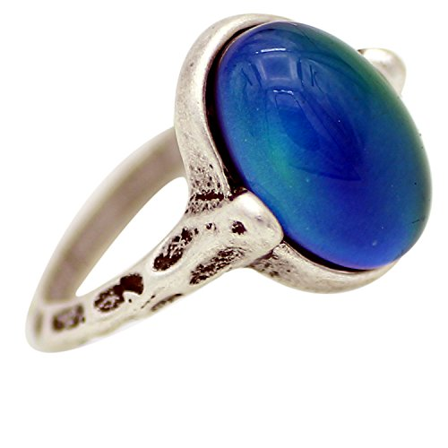 Sterling Mood Ring Amazon