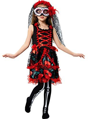 Comprar Disfraz de Novia Zombie Esqueleto Disfraces de Halloween - Tiendas Online de Disfraces - Envíos Baratos o Gratis