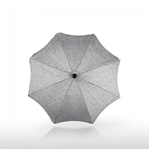 Venicci Pram Parasol Umbrella in Denim Grey