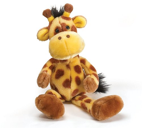 Little Geri The Giraffe (11