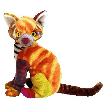 Image Unavailable. Image not available for. Color  TY Beanie Baby -  KALEIDOSCOPE the Cat b1ede2dd0946