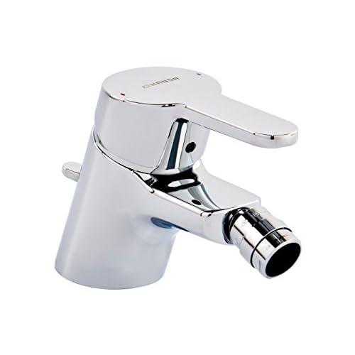 lovely Hansa single-lever mixer for use with bidet Hansaprado 0143 new chrome-plated 1433273