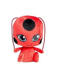 Amazon.com: Miraculous 6-Inch Plush Tikki: Toys & Games