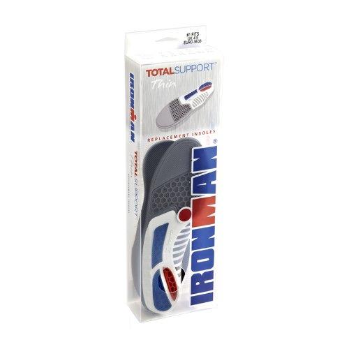Spenco Support Sporteinlage Total blanco Thin Negro HqrHS5x