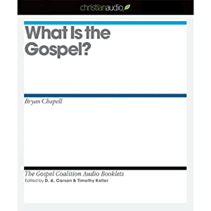 What Is the Gospel? Audiobook