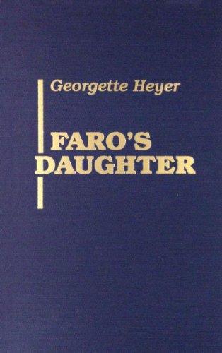 book cover of Faro\'s Daughter