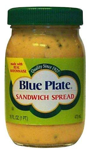 - Blue Plate Sandwich Spread