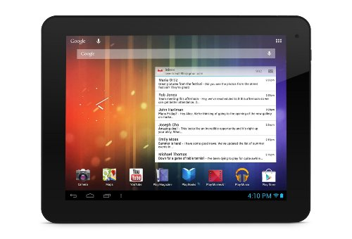 Ematic Genesis Prime EGS108PL 8-Inch 4 GB Tablet (Purple) -  EGS108PR